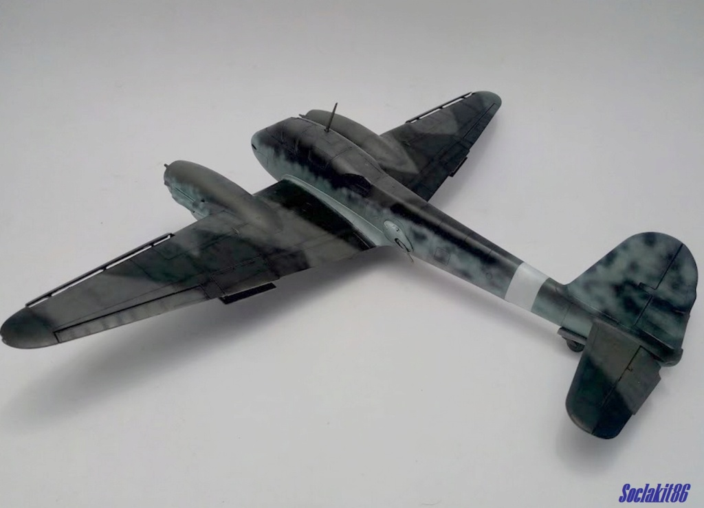 Me 410 B-2 / U-2 / R-4 Hornisse (Revell 04533 1/48) - Page 2 M3619