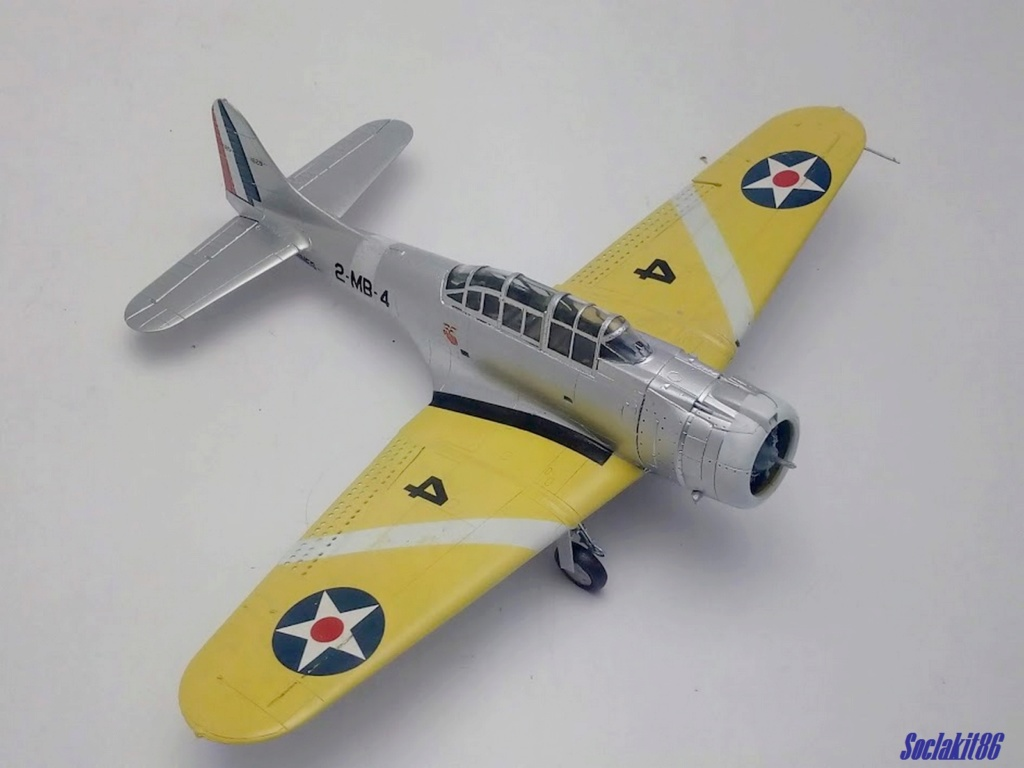 "Douglas SBD-1 Dauntless (Accurate Miniature 1/48) ""The US Marines Corps Golden Wings"" - Page 3 M3621"