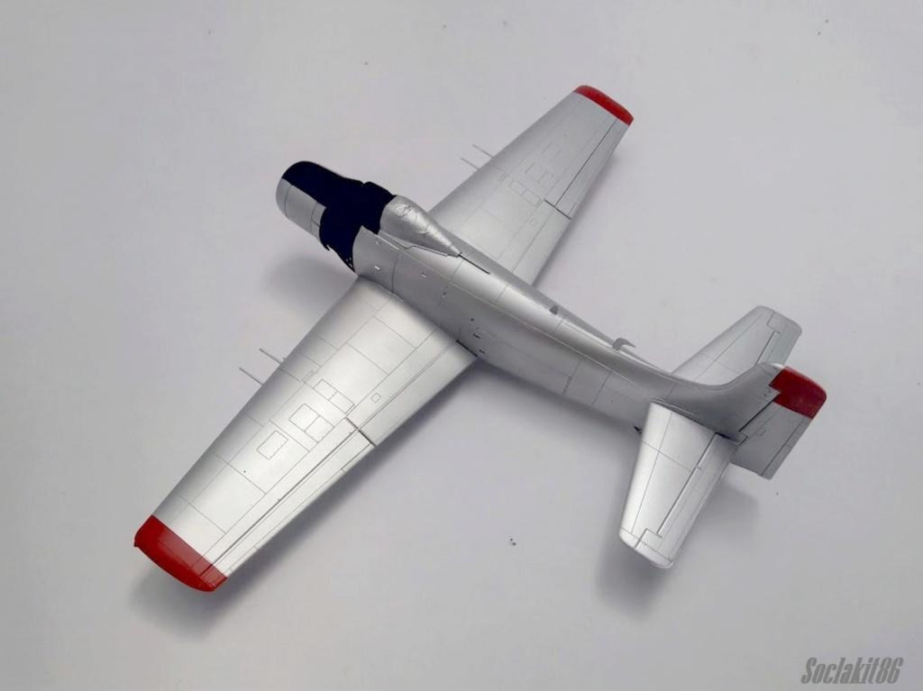 AD-4 Skyraider n°123895 /SFERMA 110 de l'EC 3/20  (Tamiya 1/48) - Page 2 M3624