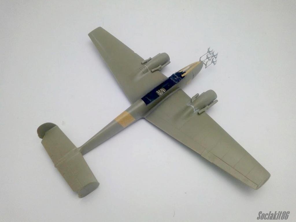 Bf 110 G-4/B2 W.Nr. 5547 aux couleurs Suisse (Eduard 1/48)  - Page 2 M3625