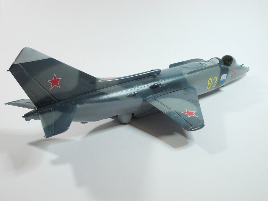 Yak-38M Forger A ( Hobby Boss 80362 1/48 ) ... - Page 3 M3711