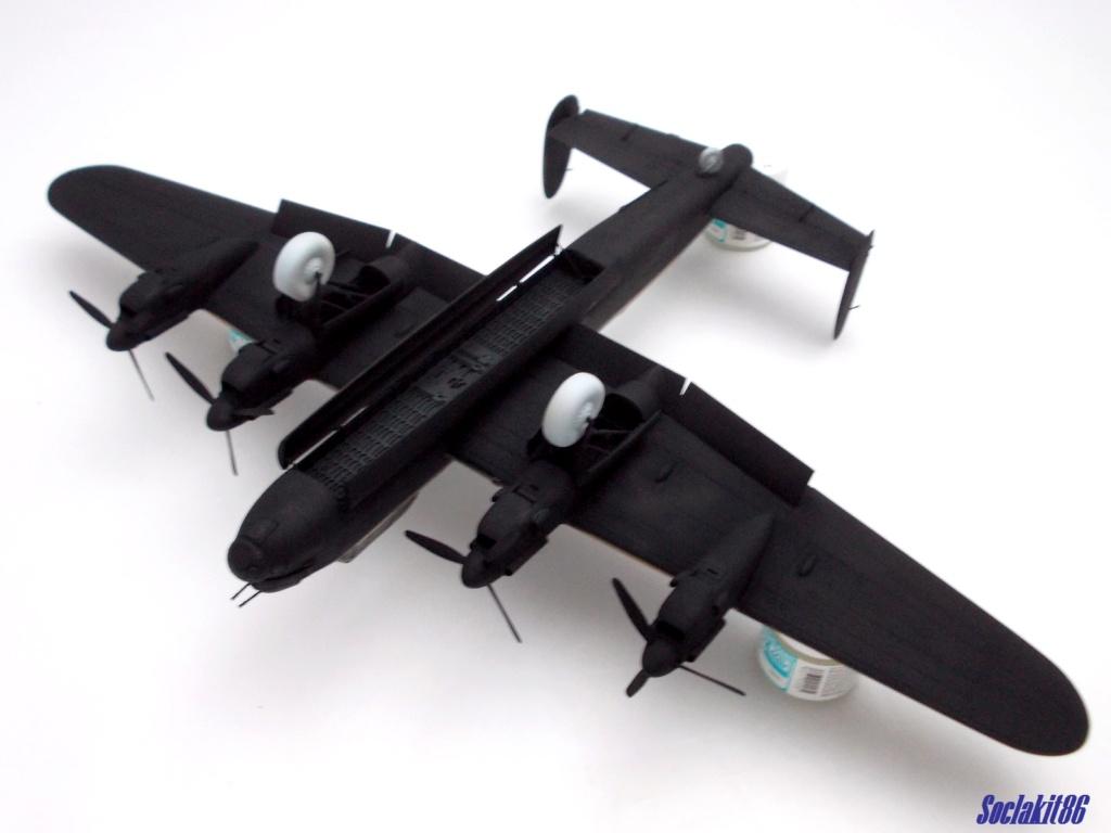 "Avro Lancaster B mark 1 ""RF128 - QB°V - Victorious Virgin "" ( Airfix 1/72 ) - Page 2 M3717"