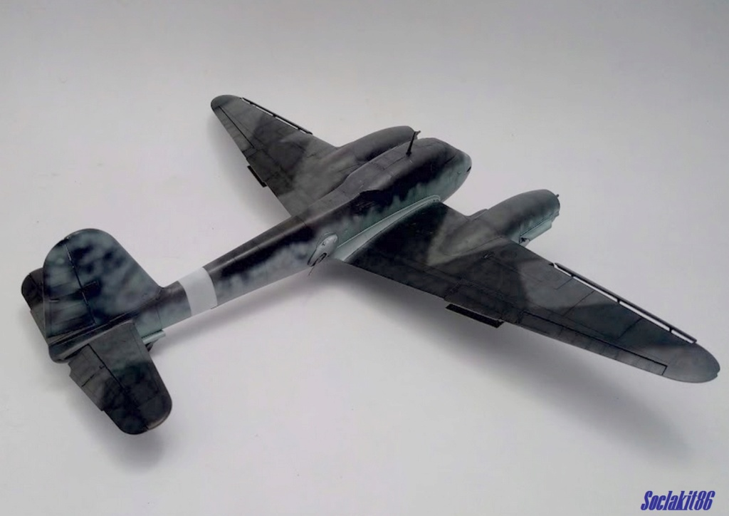 Me 410 B-2 / U-2 / R-4 Hornisse (Revell 04533 1/48) - Page 2 M3719