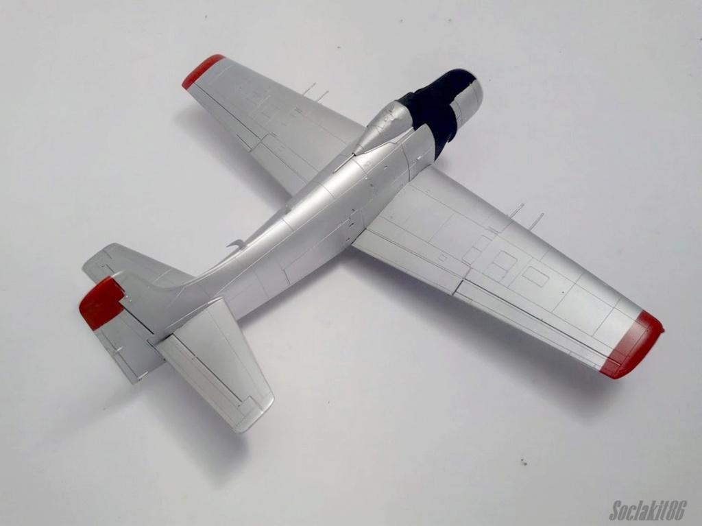 AD-4 Skyraider n°123895 /SFERMA 110 de l'EC 3/20  (Tamiya 1/48) - Page 2 M3724