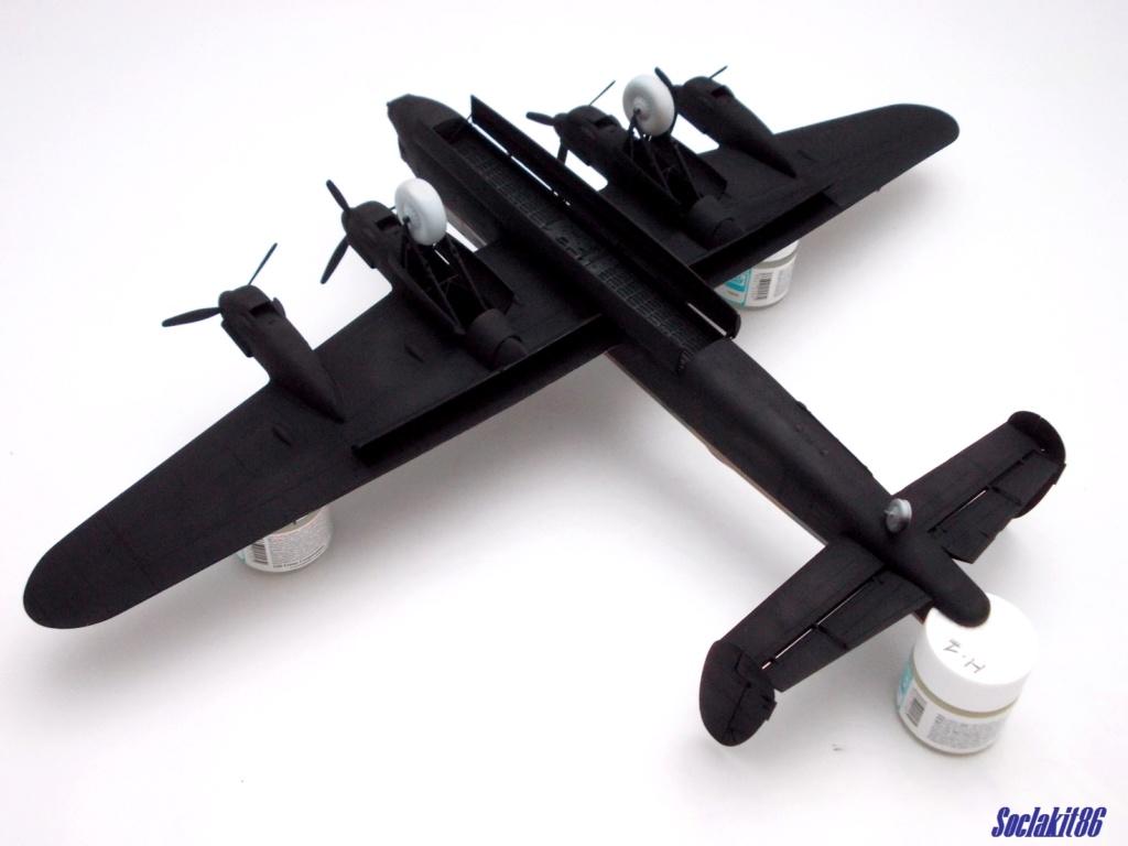 "Avro Lancaster B mark 1 ""RF128 - QB°V - Victorious Virgin "" ( Airfix 1/72 ) - Page 2 M3816"