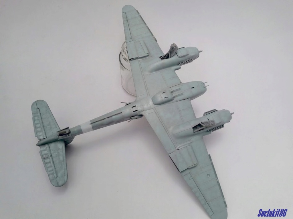 Me 410 B-2 / U-2 / R-4 Hornisse (Revell 04533 1/48) - Page 2 M3818