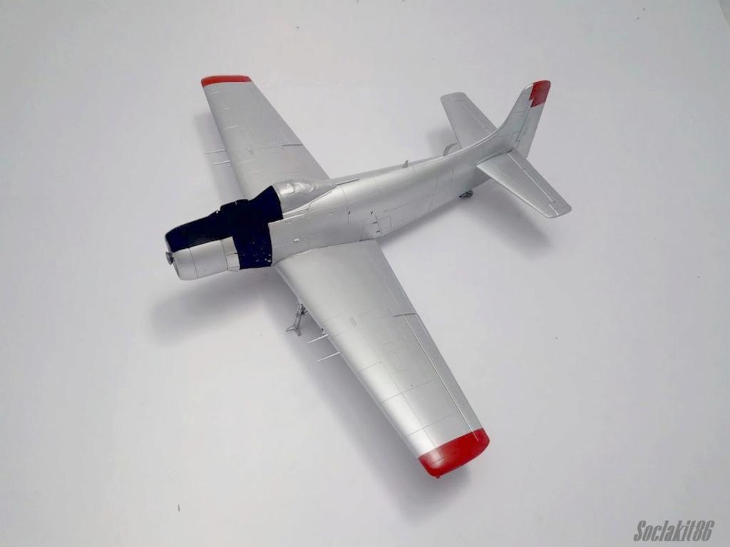 AD-4 Skyraider n°123895 /SFERMA 110 de l'EC 3/20  (Tamiya 1/48) - Page 2 M3821