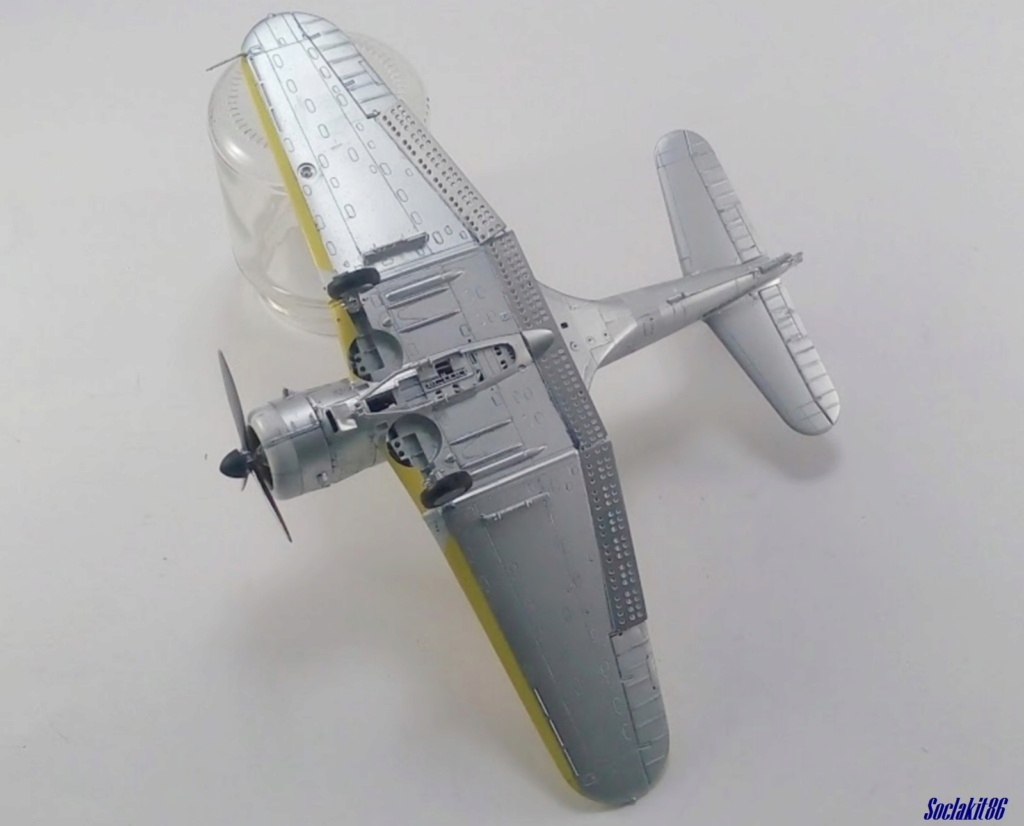 "Douglas SBD-1 Dauntless (Accurate Miniature 1/48) ""The US Marines Corps Golden Wings"" - Page 3 M3824"