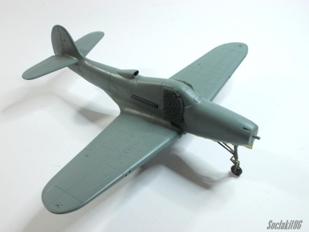 Bell P-400 aux couleurs Russes ( Eduard 1/48) - Page 2 M3915