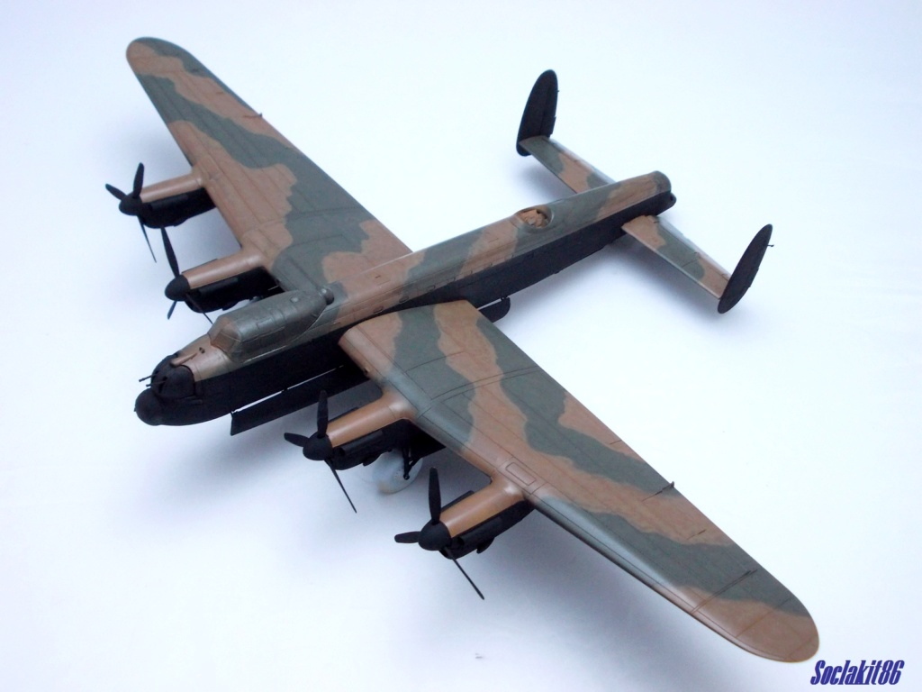 "Avro Lancaster B mark 1 ""RF128 - QB°V - Victorious Virgin "" ( Airfix 1/72 ) - Page 2 M3918"