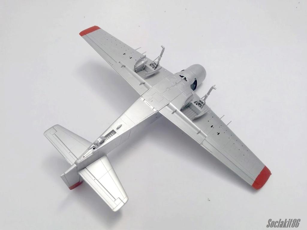 AD-4 Skyraider n°123895 /SFERMA 110 de l'EC 3/20  (Tamiya 1/48) - Page 2 M3923