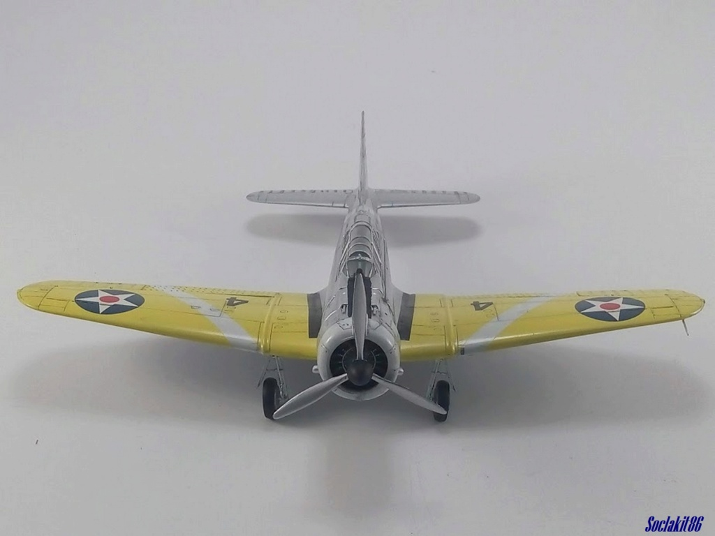"Douglas SBD-1 Dauntless (Accurate Miniature 1/48) ""The US Marines Corps Golden Wings"" - Page 3 M3925"