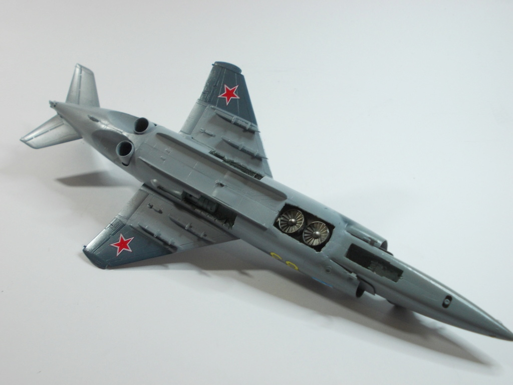 Yak-38M Forger A ( Hobby Boss 80362 1/48 ) ... - Page 3 M4011