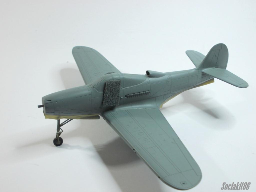 Bell P-400 aux couleurs Russes ( Eduard 1/48) - Page 2 M4015