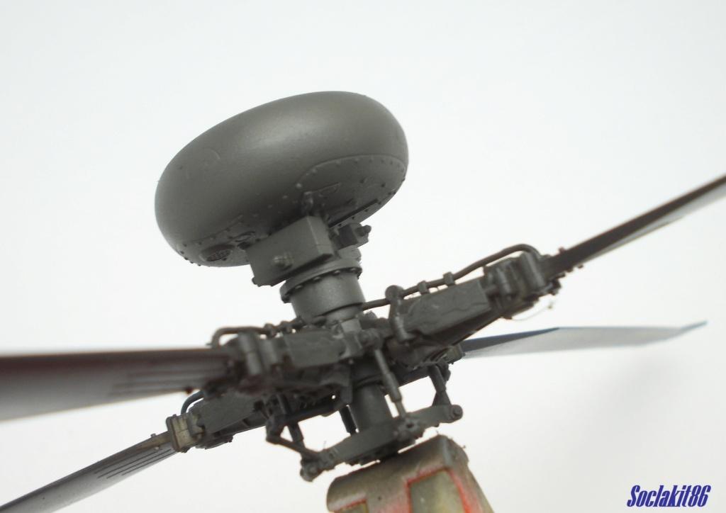 AH-64D Apache Longbow ( Hasegawa 1/48 ) M4016