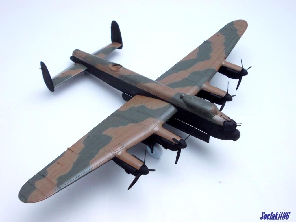 "Avro Lancaster B mark 1 ""RF128 - QB°V - Victorious Virgin "" ( Airfix 1/72 ) - Page 2 M4017"