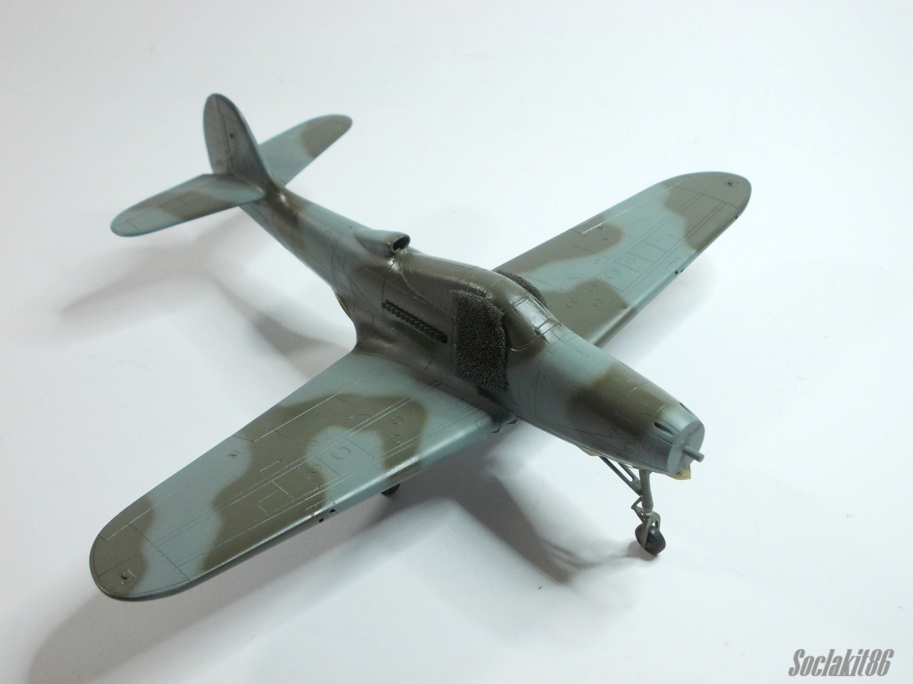 Bell P-400 aux couleurs Russes ( Eduard 1/48) - Page 2 M4116