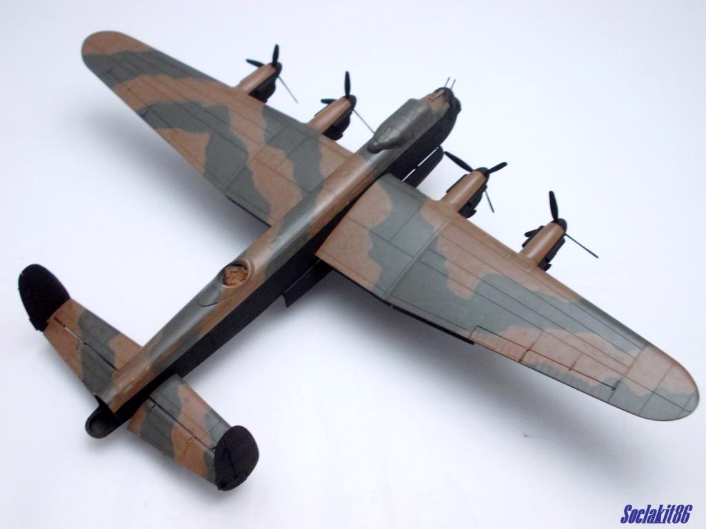 "Avro Lancaster B mark 1 ""RF128 - QB°V - Victorious Virgin "" ( Airfix 1/72 ) - Page 2 M4119"