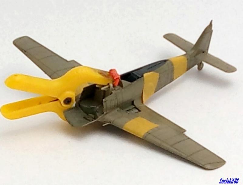 "FW 190 A-5 codé D5 + XV du 10/NJG-3 ""Nachtjagdkommando 190"" (Eduard 1/48) - Page 2 M4131"