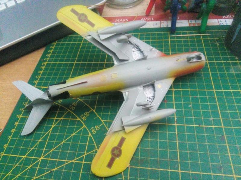 Shenyang JJ-5 Armée de l'air Nord Vietnamienne (Hobby Boss 1/48) - Page 3 M4136