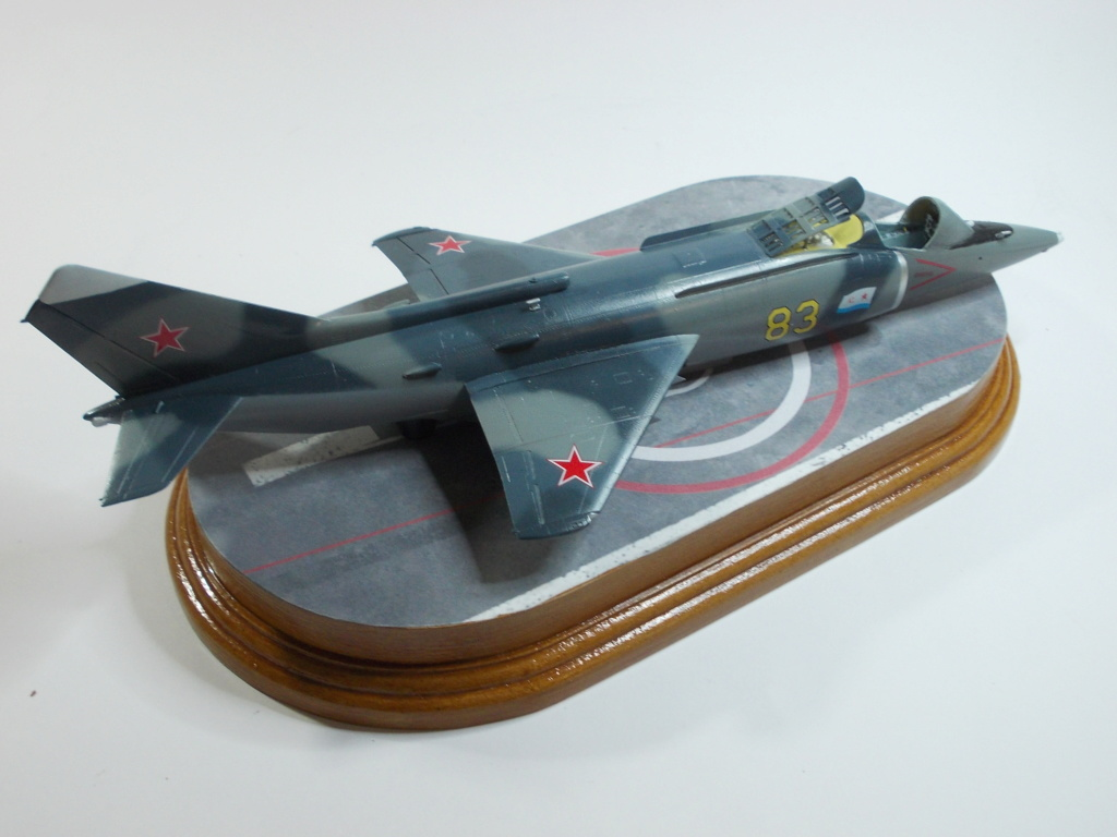 Yak-38M Forger A ( Hobby Boss 80362 1/48 ) ... - Page 3 M4211