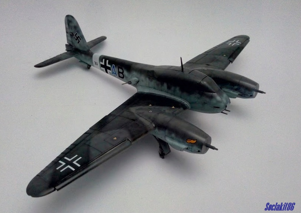 Me 410 B-2 / U-2 / R-4 Hornisse (Revell 04533 1/48) - Page 2 M4221