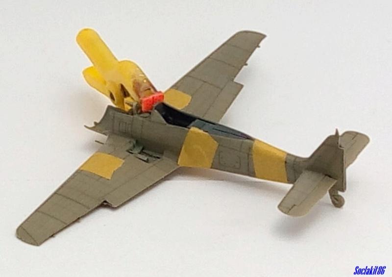 "FW 190 A-5 codé D5 + XV du 10/NJG-3 ""Nachtjagdkommando 190"" (Eduard 1/48) - Page 2 M4229"