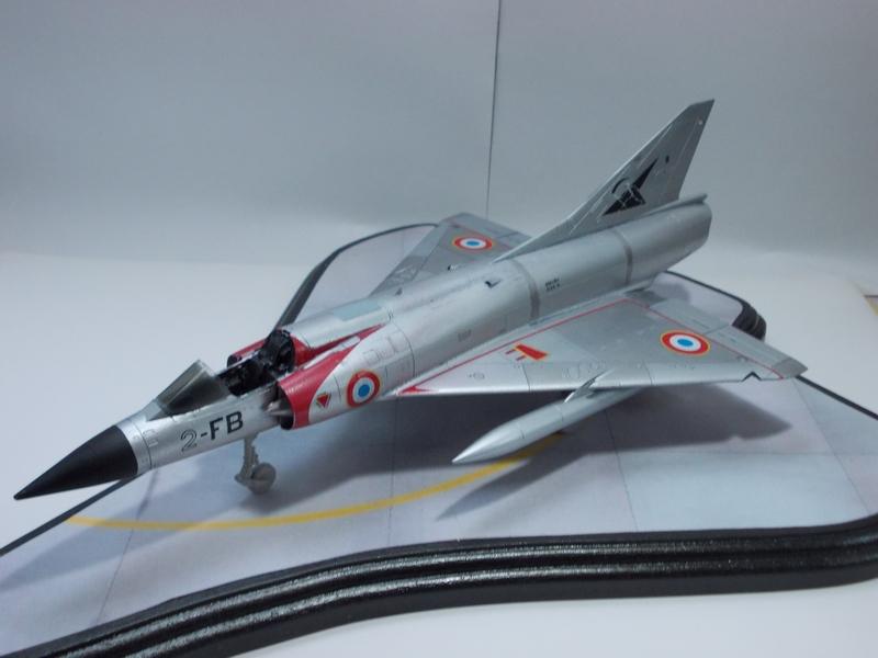 Mirage III C ( Eduard Profipack  8101) M4310