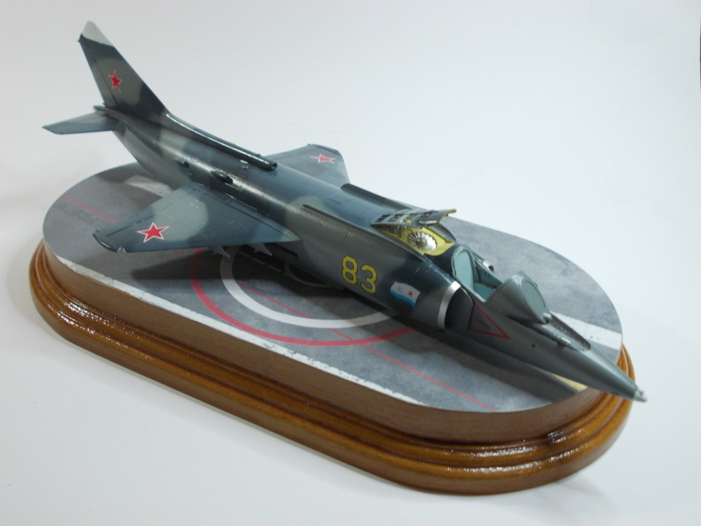 Yak-38M Forger A ( Hobby Boss 80362 1/48 ) ... - Page 3 M4311