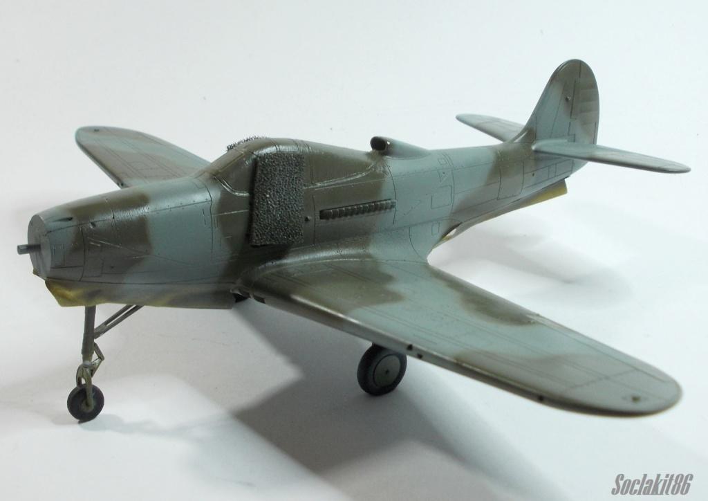 Bell P-400 aux couleurs Russes ( Eduard 1/48) - Page 2 M4315