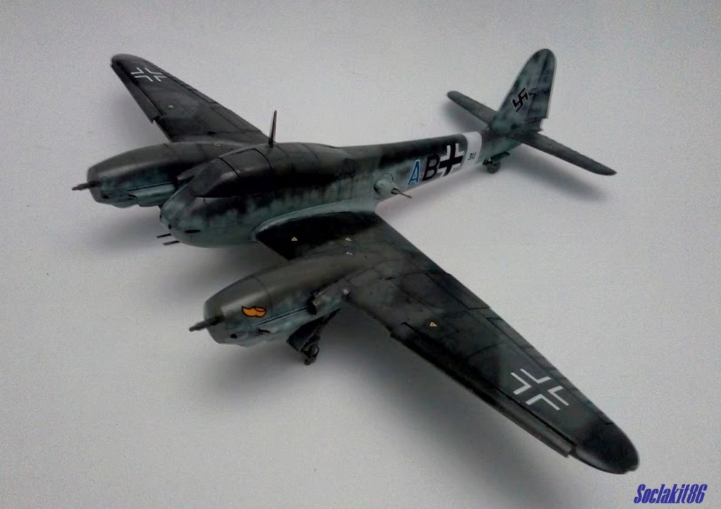 Me 410 B-2 / U-2 / R-4 Hornisse (Revell 04533 1/48) - Page 2 M4320