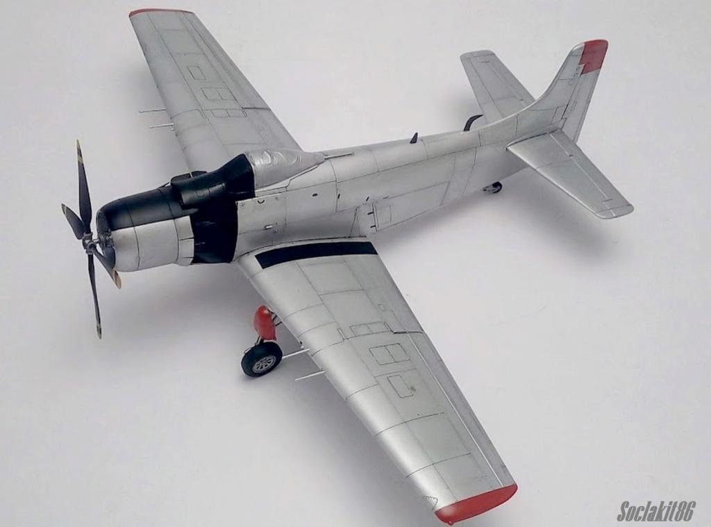 AD-4 Skyraider n°123895 /SFERMA 110 de l'EC 3/20  (Tamiya 1/48) - Page 2 M4323