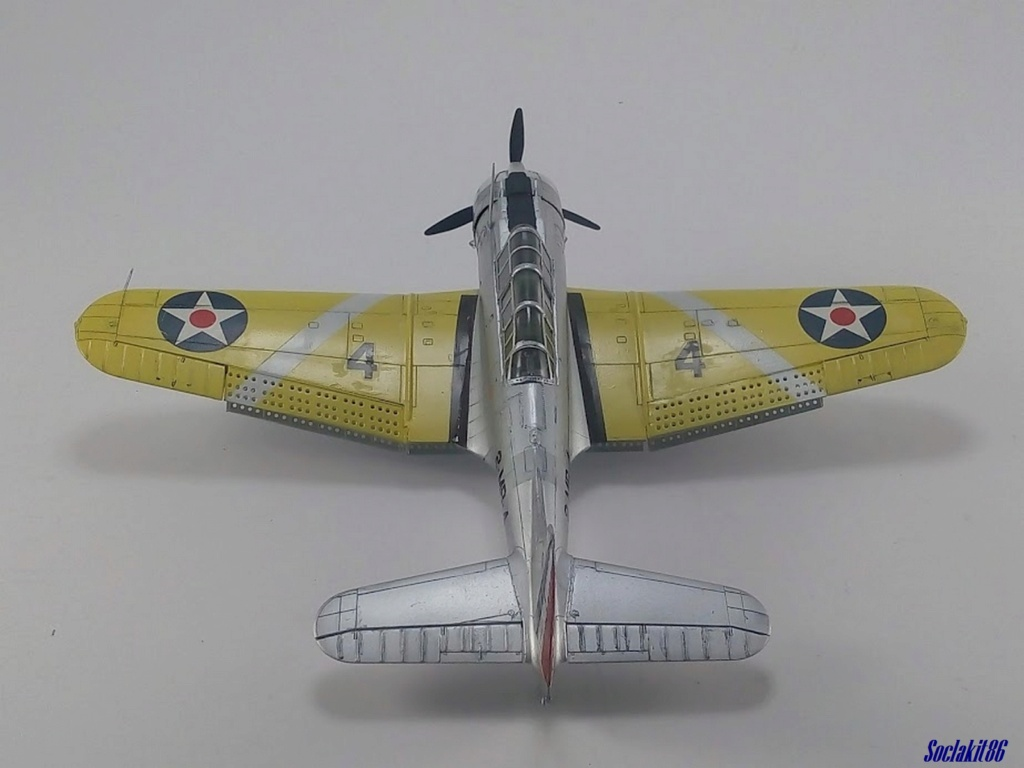 "Douglas SBD-1 Dauntless (Accurate Miniature 1/48) ""The US Marines Corps Golden Wings"" - Page 3 M4325"