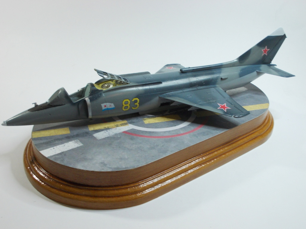 Yak-38M Forger A ( Hobby Boss 80362 1/48 ) ... - Page 3 M4411