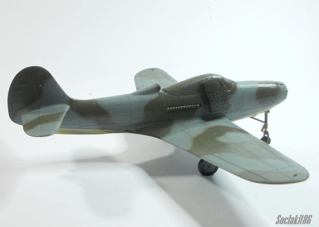 Bell P-400 aux couleurs Russes ( Eduard 1/48) - Page 2 M4415