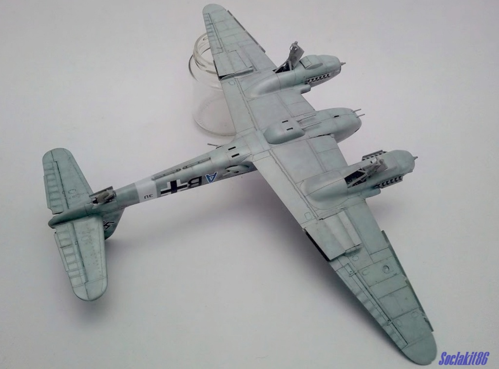 Me 410 B-2 / U-2 / R-4 Hornisse (Revell 04533 1/48) - Page 2 M4420