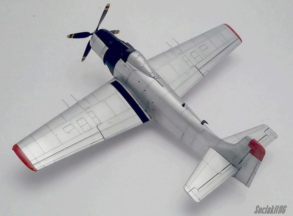 AD-4 Skyraider n°123895 /SFERMA 110 de l'EC 3/20  (Tamiya 1/48) - Page 2 M4423