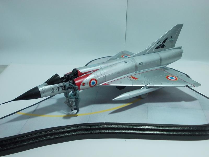 Mirage III C ( Eduard Profipack  8101) M4511