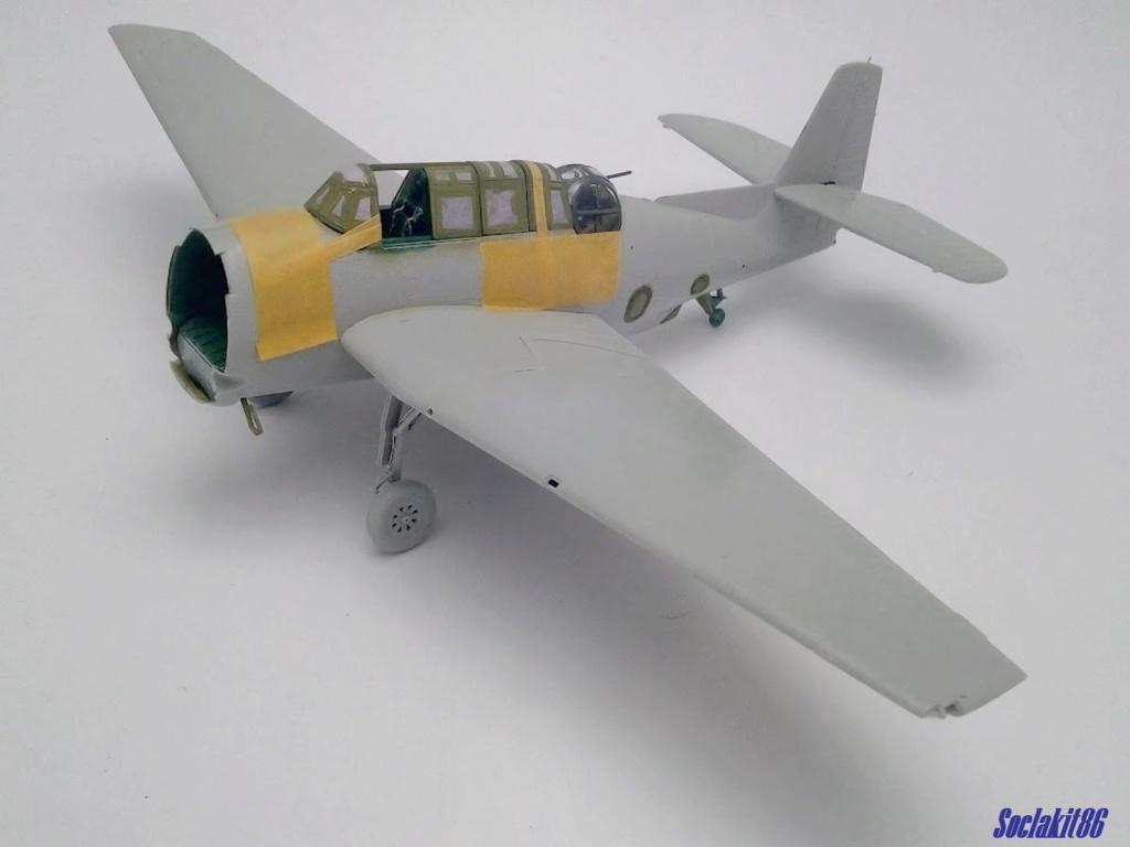Grumman TBF-1C Avenger (Hobby Boss 1/48) - Page 2 M4520