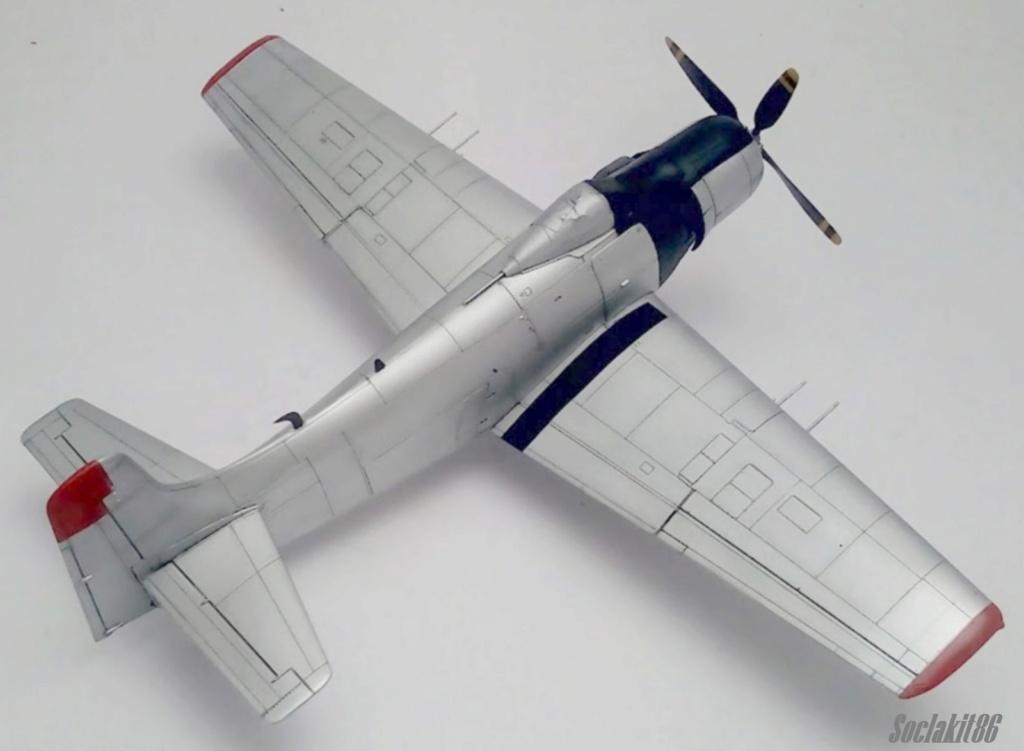 AD-4 Skyraider n°123895 /SFERMA 110 de l'EC 3/20  (Tamiya 1/48) - Page 2 M4522