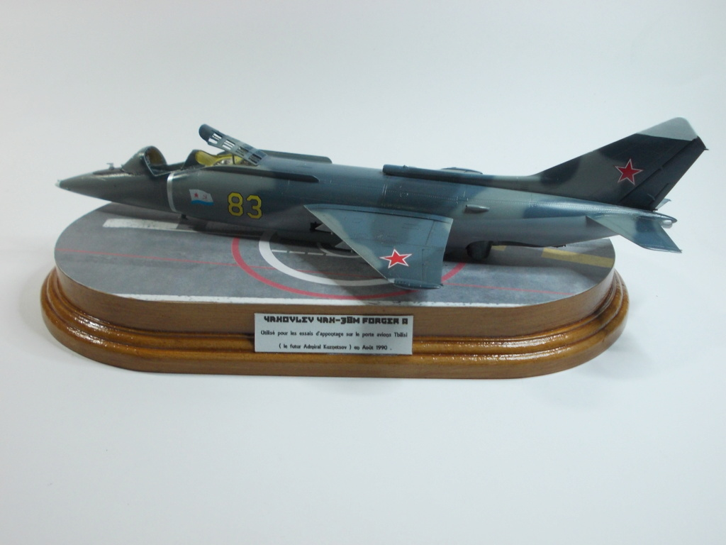 Yak-38M Forger A ( Hobby Boss 80362 1/48 ) ... - Page 3 M4611