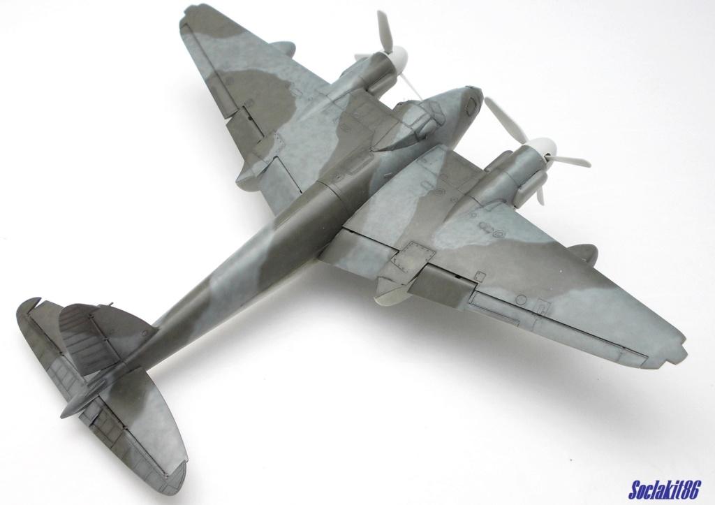 De Havilland  DH-98 Mosquito B mark IV (Revell 04555 au 1/48 ) - Page 2 M4616