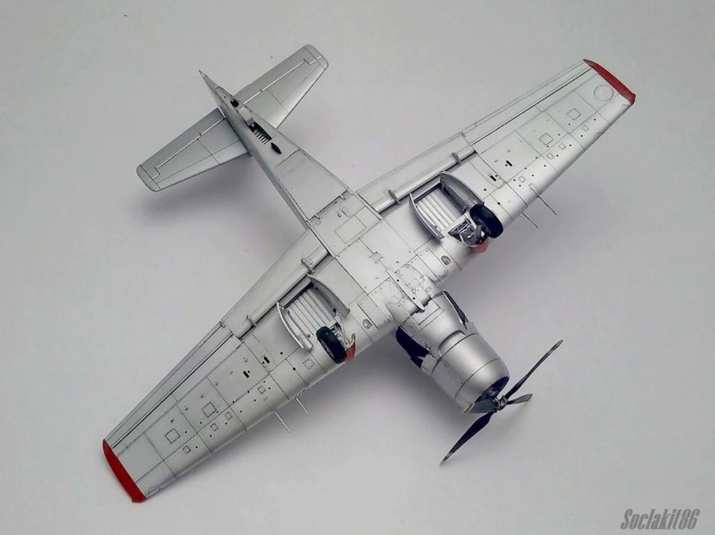 AD-4 Skyraider n°123895 /SFERMA 110 de l'EC 3/20  (Tamiya 1/48) - Page 2 M4622