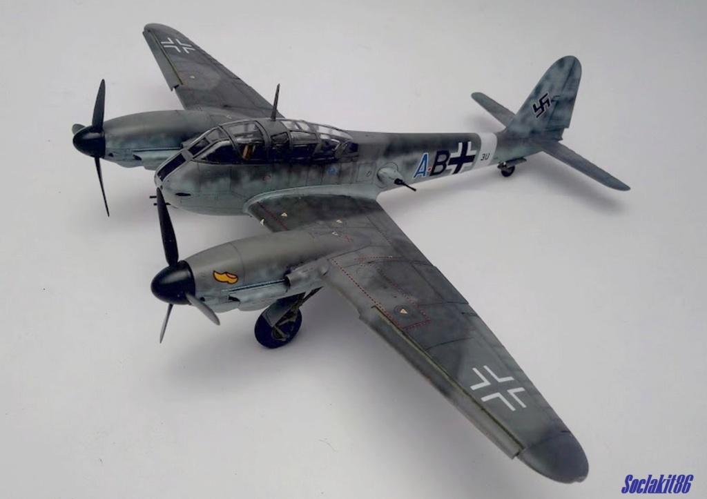 revell 1/32 focke wulf 190 a-8 nightfighter  - Page 2 M4623