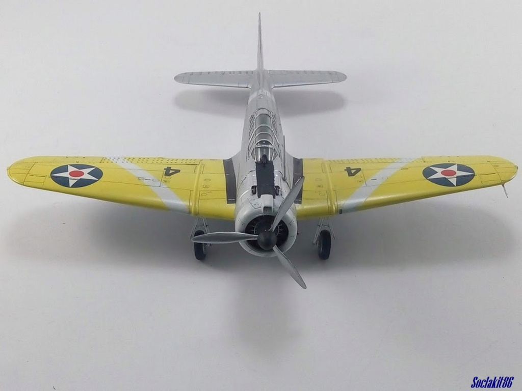 """Douglas SBD-1 Dauntless (Accurate Miniature 1/48) """"The US Marines Corps Golden Wings"""" - Page 4 M4625"""