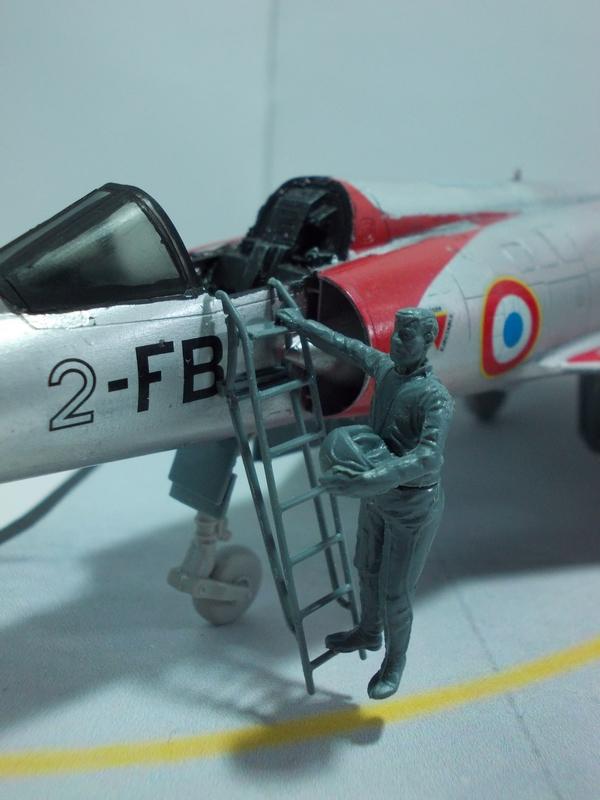 Mirage III C ( Eduard Profipack  8101) M4710