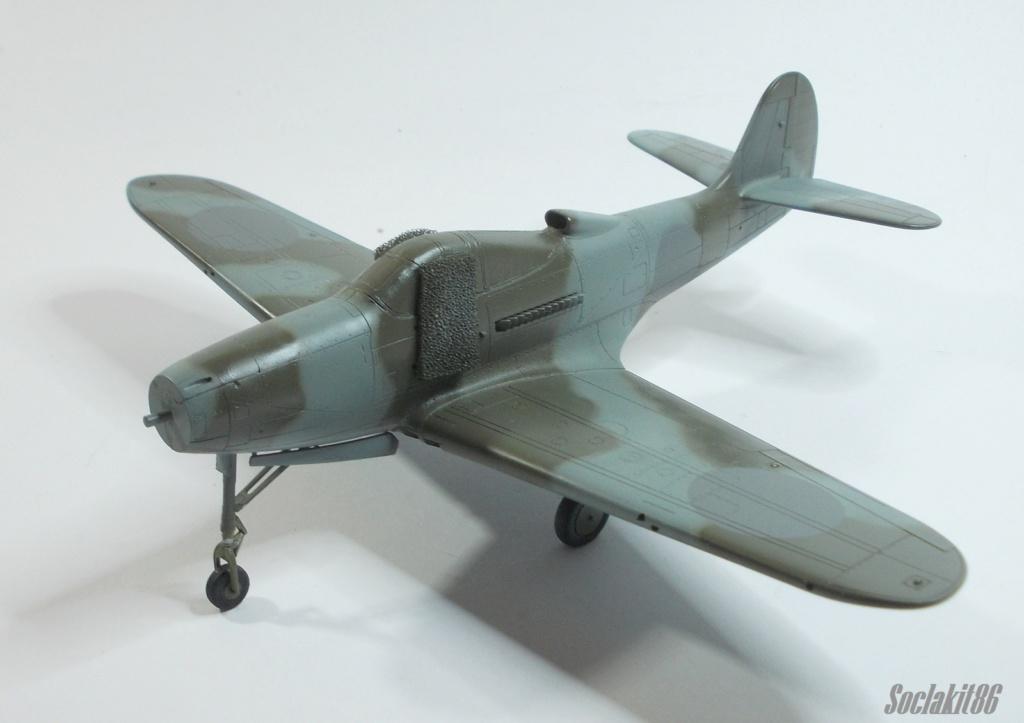 Bell P-400 aux couleurs Russes ( Eduard 1/48) - Page 2 M4712