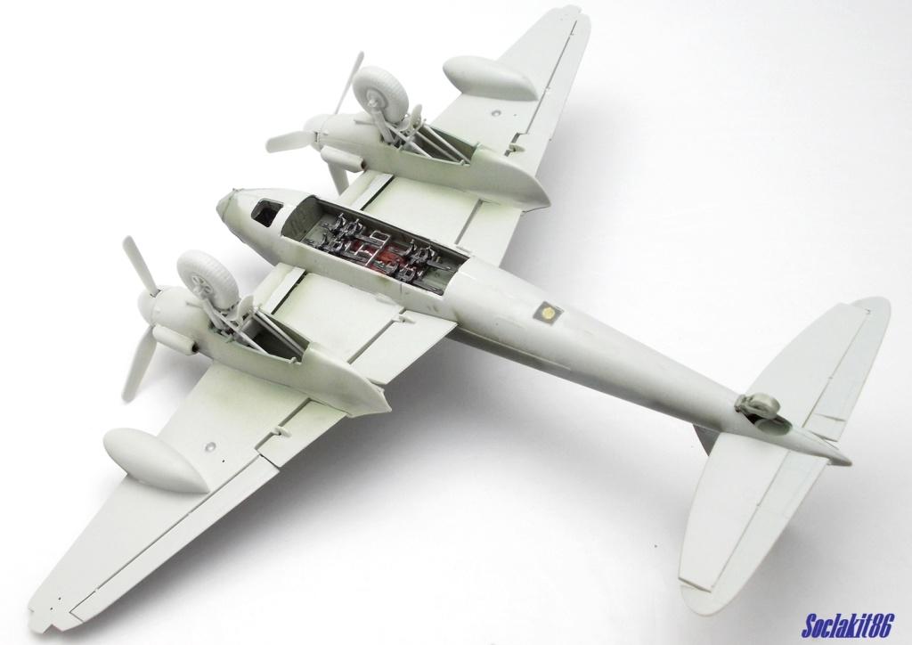 De Havilland  DH-98 Mosquito B mark IV (Revell 04555 au 1/48 ) - Page 2 M4714