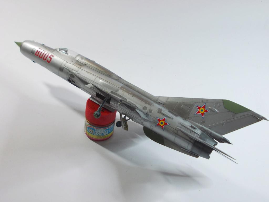 MiG-21 RFMM Izdeliye 94A Fishbed F ( Eduard + Bidouille 1/48 ) - Page 2 M4812