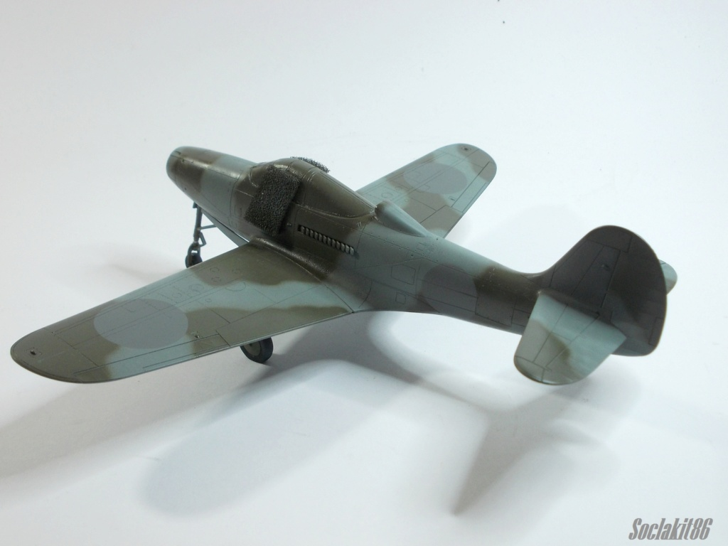 Bell P-400 aux couleurs Russes ( Eduard 1/48) - Page 2 M4813